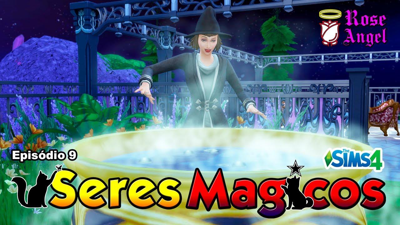 Seres Mágicos Episódio 9 - Gameplay The Sims 4, Reino da Magia