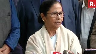 West Bengal CM Mamata Banerjee Issues Open Challenge To BJP After Election Results 2018