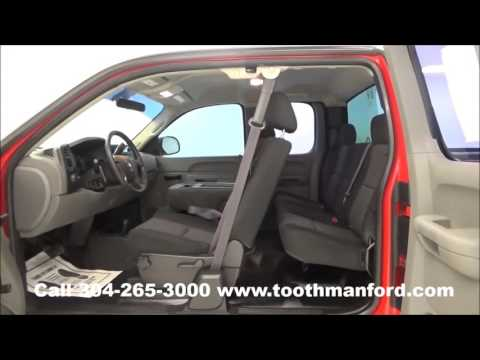 Used Chevrolet Silverado for sale, Morgantown WV, Toothman Ford, 304-265-3000