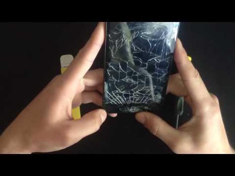 Alcatel One Touch Pop 3 - 5025D - замена тачскрина