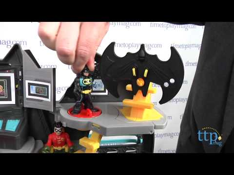 Imaginext DC Super Friends Batcave From Fisher-Price