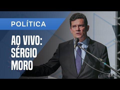SÉRGIO MORO FALA AGORA SOBRE CARGO DE MINISTRO DE BOLSONARO
