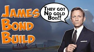 James Bond Build   Raven clan in 3v3   Northgard