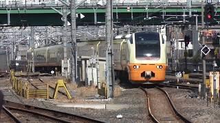 2/16 特急 ほくほく十日町雪祭り号 入線