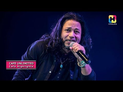 Kailash Kher In Nepal | CAFE UNLIMITED