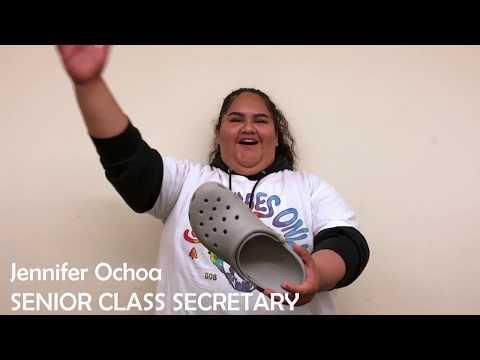 ACHS 2018-2019 SENIOR CLASS OFFICER CANDIDATES