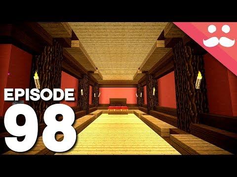 Hermitcraft 5: Episode 98 - MY NEW HOME IS...