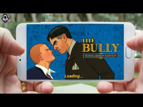 Bully Lite Aniversary Edition || Download And Play Bully Lite Game Under 20Mb || - YouTube