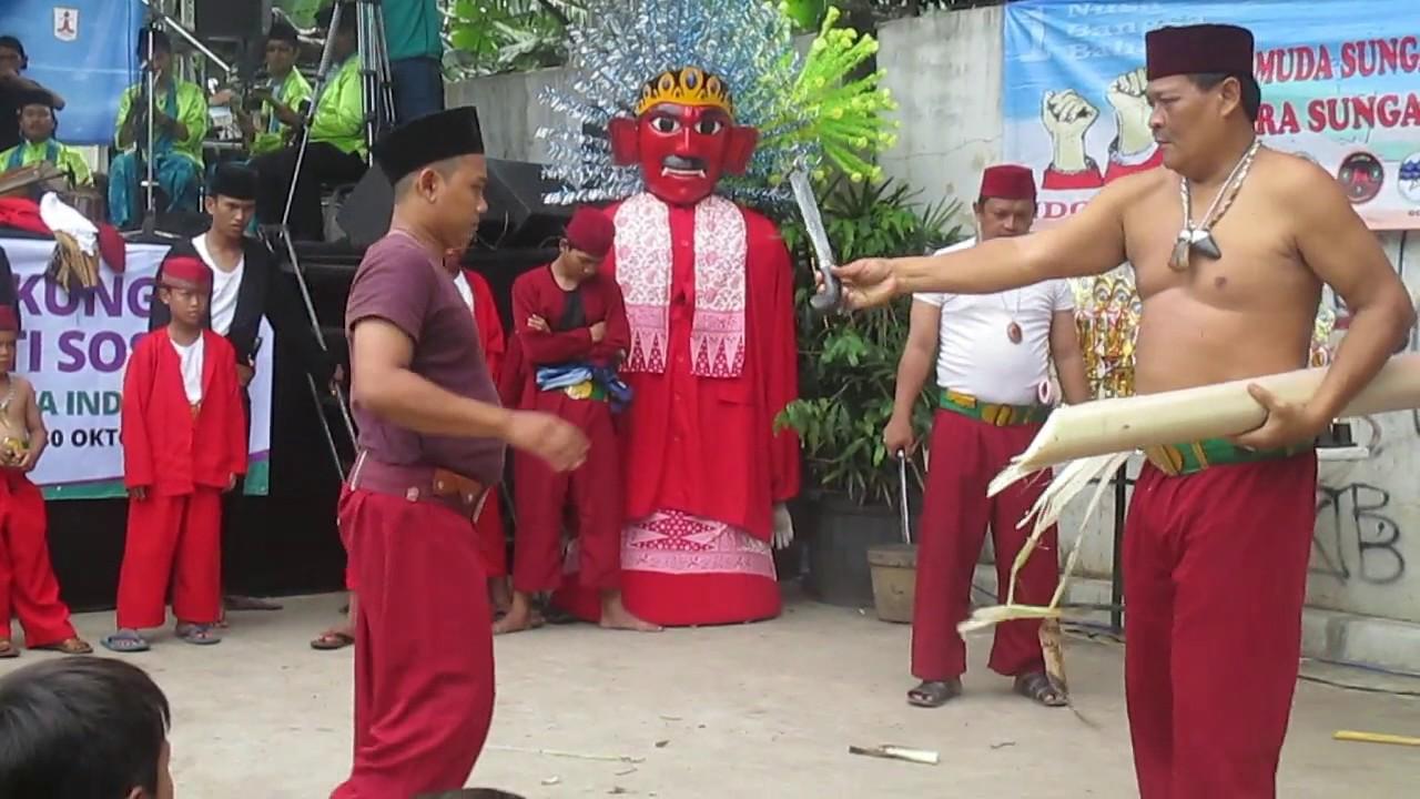 Sanggar Panglima Betawi Tanjung Duren Youtube