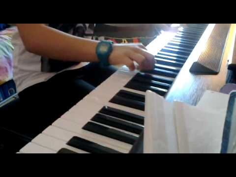 Italobrothers - Stamp on the ground ( piano cover).