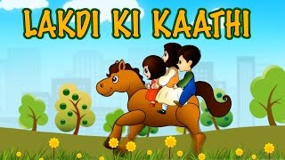 Lakdi ki Kathi - Hindi Rhymes | Nursery Rhymes for Kids