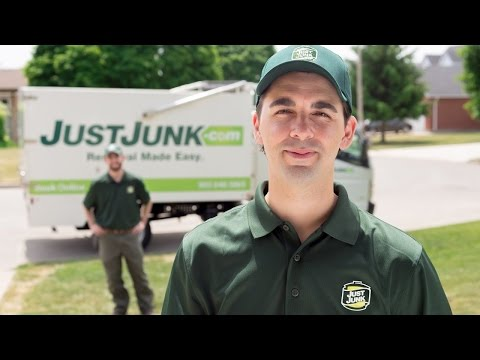 Junk Removal Service and Pricing | JUSTJUNK®