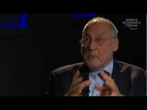 Davos 2013 - An Insight, An Idea with Joseph E. Stiglitz