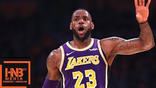 Los Angeles Lakers vs New Orleans Pelicans Full Game Highlights | Feb 27, 2018-19 NBA Season