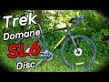 The 2019 Trek Domane SL6 Disc Endurance Ultegra Road Bike + Weight