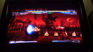 King Of Fighters XII: Arcade Taito Type X2
