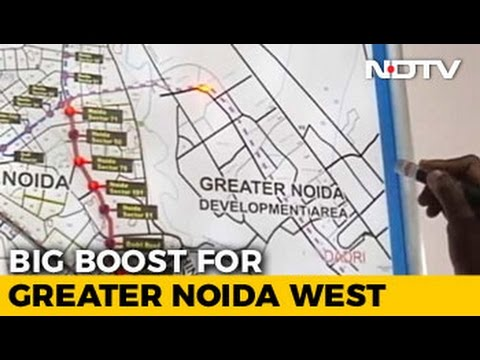 New Metro Line To Boost Realty In Greater Noida (West)