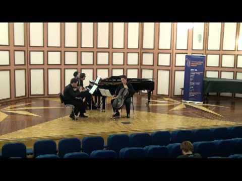 Margarita Kuss Piano trio