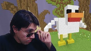 TUNÇ'UN MUHTEŞEM DÖNÜŞÜ!!! - Minecraft: Build Battle