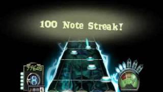 Guilty Gear XX OST - Holy Orders - Guitar Hero 3 Custom