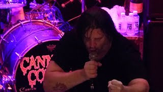Cannibal Corpse - Code ot Slashers_Only one Will Die_Red@Dynamo (EIdnhoven, NL) 2018-Mar-11