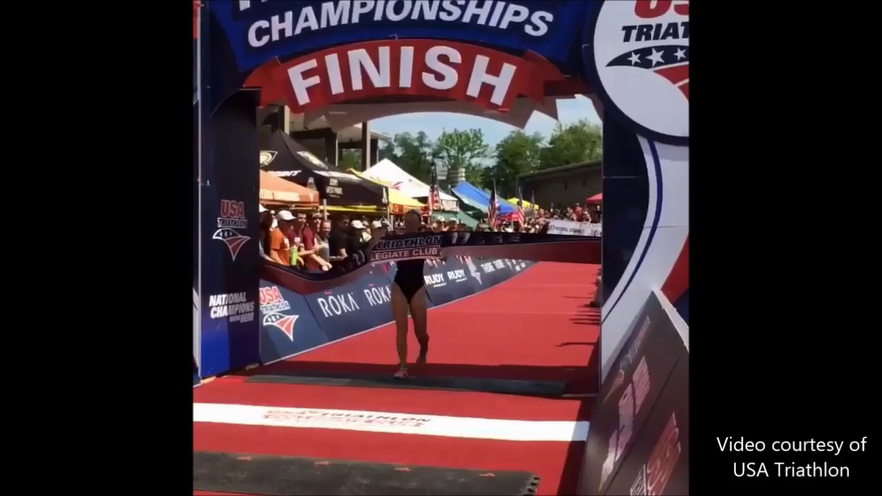 University of Colorado grad Flora Duffy wins triathlon, first gold ...