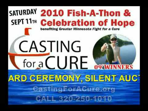 Casting for a Cure, castingforacure.org, 320-250-1010