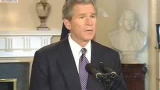 George W. Bush: Space Shuttle Columbia Disaster Speech
