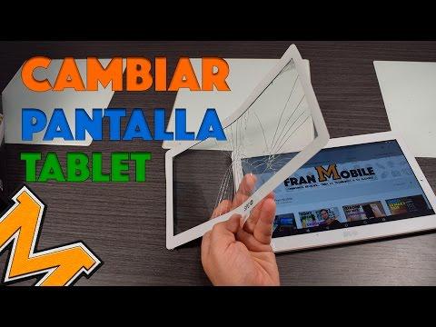 buy popular outlet store sale run shoes Cambiar pantalla táctil tablet... por sólo 10 Euros !!!! SPC ...
