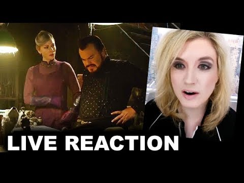 The House with a Clock in its Walls Trailer REACTION