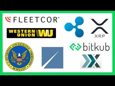 SEC ICO Regulation - FLEETCOR to Buy Western Union Business