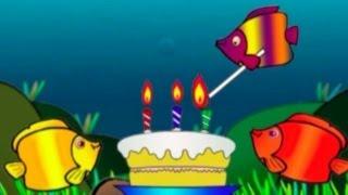 Мультики для самых маленьких - С днём рождения, Малыш!