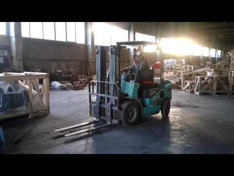 Аренда, продажа вилочных погрузчиков в Тюмени