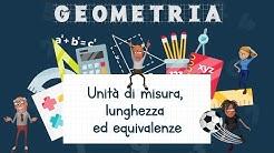 Unità di misura, lunghezza ed equivalenze - Schooltoon