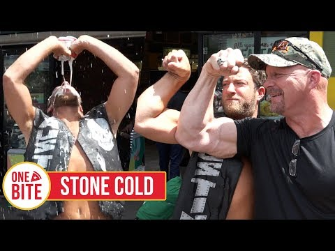 (Stone Cold Steve Austin) Barstool Pizza Review - Villa Pizza