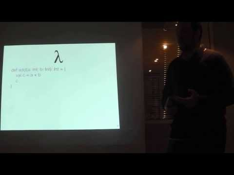Introduction à Scala par Firas Bessadok