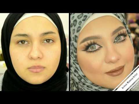 مذهل فتاة تحول عيونها لعيون دمية شاهدها قبل وبعد كيف فعلت ذلك !!