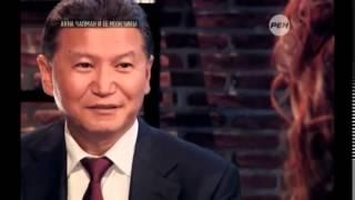 Кирсан Илюмжинов в программе Анны Чапман (14.11.2014)