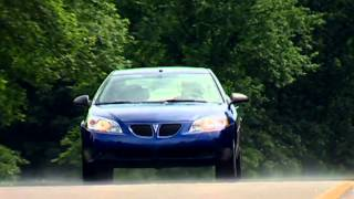 2008 Pontiac G6 Test Drive