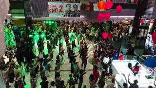 Video Flash MOB  21 january 2017 terbaru FX Senayan AHOK DJAROT download MP3, 3GP, MP4, WEBM, AVI, FLV Maret 2018