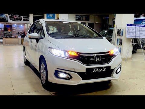 Honda Jazz ZX 2021   Jazz 2021 Top Model   Review   CVT   Features   Interior   Price   Mileage