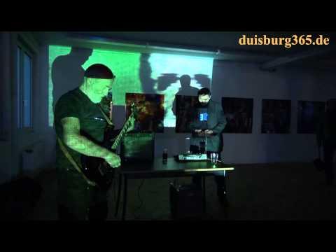 Kunstverein Duisburg Performance Kranemann - Yuen 27.09.2013