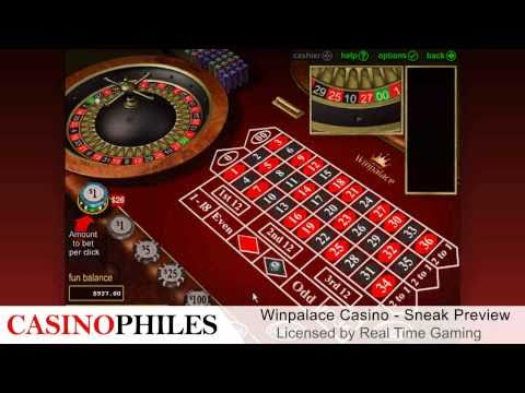 Winpalace Casino Sneak Preview - Casinophiles.com from YouTube · High Definition · Duration:  2 minutes  · 183 views · uploaded on 09/09/2010 · uploaded by casinophiles