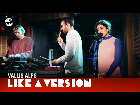 Vallis Alps - 'Fading' (live on triple j)