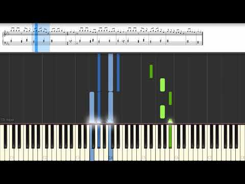 Chasing Pavements  Adele Easy Piano Tutorial