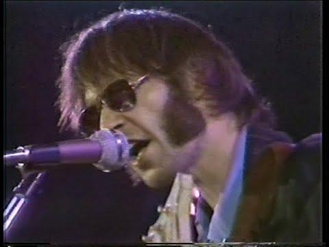 Crosby, Stills, Nash & Young - Wembley Stadium, London, 1974