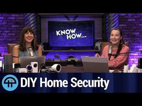 The Best DIY Security System