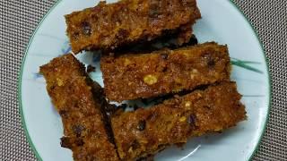 Christmas Plum Cake recipe by Hansam