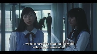 THE DIMENSION TRAVELERS Japanese: 謎の転校生 Romaji: Nazo no Tenkos...