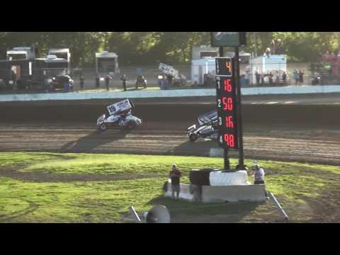 Sprint Invaders heat 2 34 Raceway 5/29/16